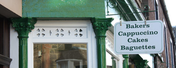 Cast Iron Shopfront - Comrie